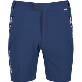 Regatta Mountain Shorts Men, dark denim